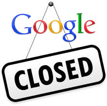 Google Closed